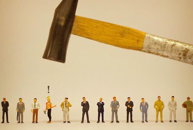 組織の悪しき慣習「出る杭は打たれる」にどう対応するか?