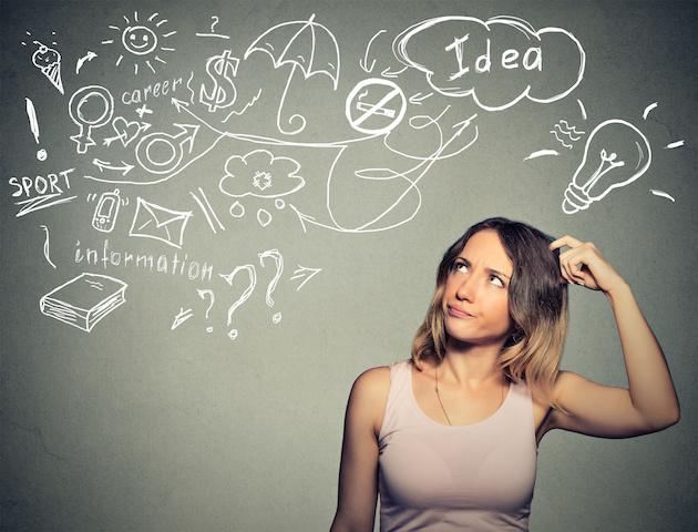 即実践、アイデアを発想に結びつける行動とは?