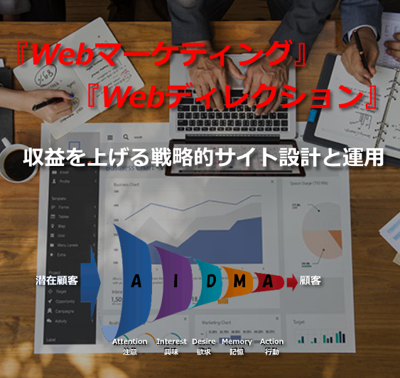 Webマーケティング/ディレクション